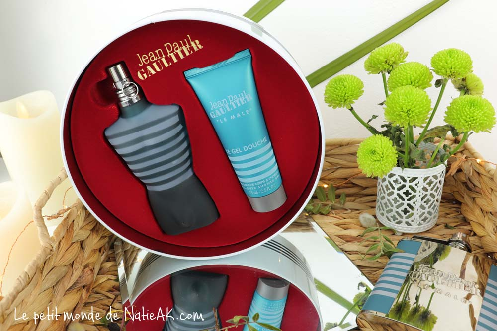 cofffret parfum Jean-paul Gaultier homme
