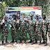 Puncak Latihan Taktis YTP Yonif R 301/PKS di Puslatpur Baturaja: Lancar & Memuaskan