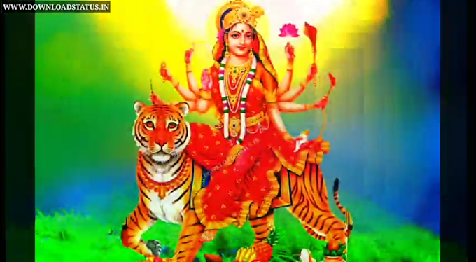 Best Durga Puja Status Video Download New