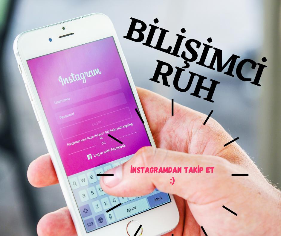 bilişimci ruh instagram