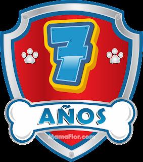 Fiesta de 7 años de la Patrulla de Cachorros