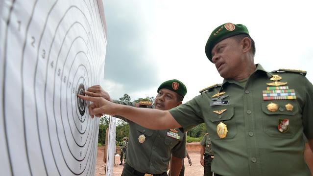 Gelap Gulita Parpol 'Tembak' Gatot Nurmantyo untuk Pilpres 2024
