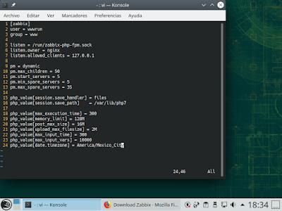 Cosvernauta_pantalla16_zabbix_Configuracion