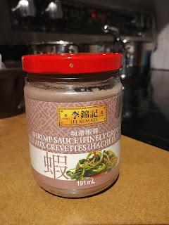 shrimp sauce/shrimp paste that we use