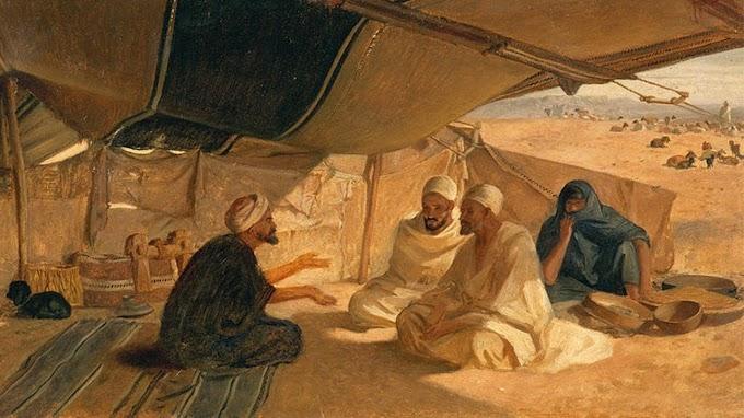 Muhammed'in Öğretmenleri