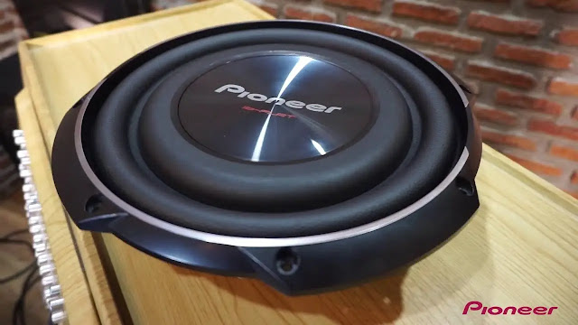 Review Subwoofer Pioneer Ts Sw2002D2