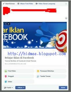 cara mempromosikan affilasi di facebook