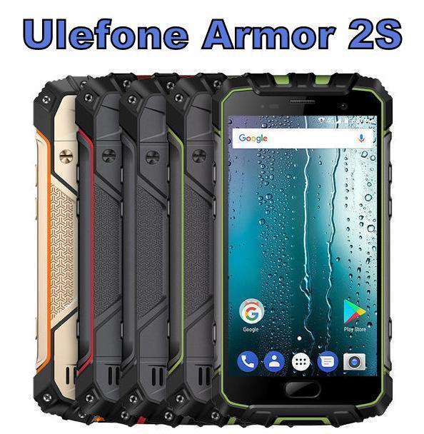 Contest win a iphone X !: Smartphone Ulefone Armor 2S 5 0