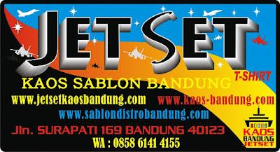 Tempat Pusat Buat Kaos Bandung