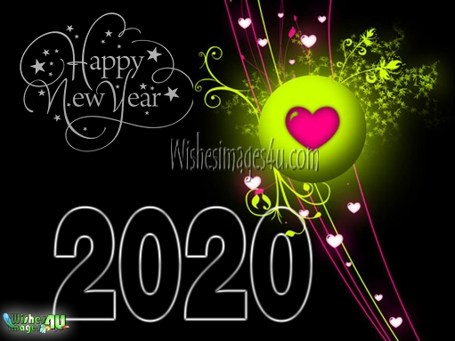 Happy New Year 2020 Love Greetings Pics Download