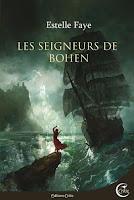 couverture du livre Les réfugiés de Bohen de Estelle Faye