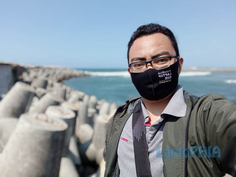 Hasil Foto Kamera Depan Xiaomi Redmi 9