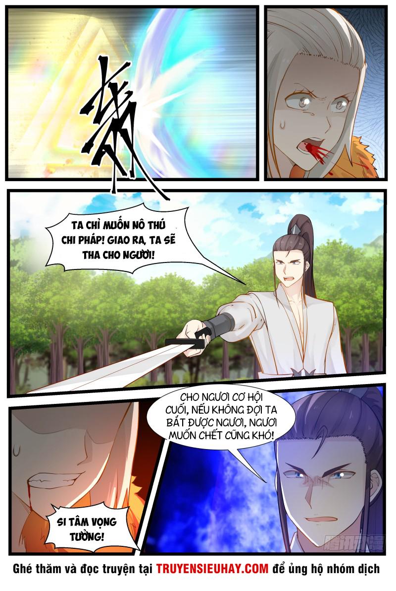 Võ Luyện Đỉnh Phong Chapter 195 video - truyenmh.com
