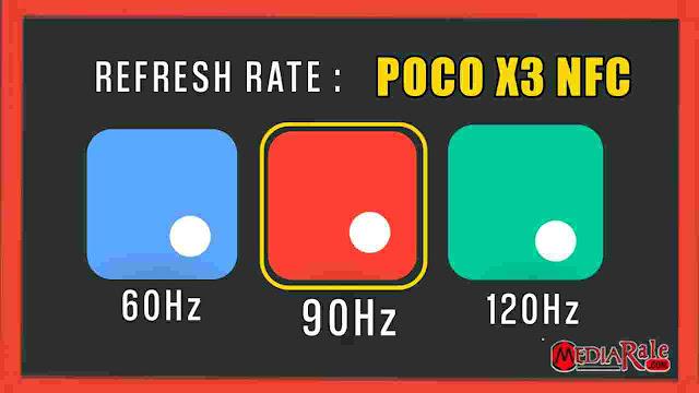 Cara Mengatur POCO X3 NFC Menjadi 90Hz
