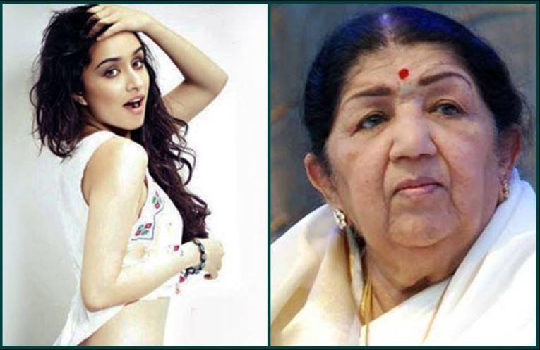 shradha - lata - back to bollywood