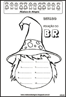 Treino ortográfico br de bruxa