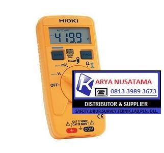 Jual HIOKI 3255-50 Digital Hi Tester Ori di Jakarta
