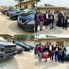 EMONEY BLESS HIS STAFFS WITH CARS ON HIS BIRTHDAY (CHECK IT OUT).
