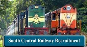 South Central Railway Jobs 2021