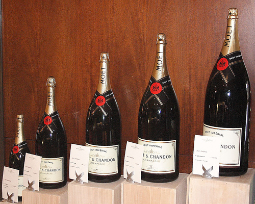 Behind the French Menu: Bottles in France  The names, shapes