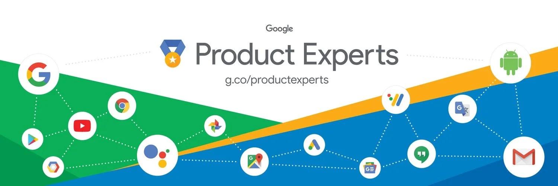 Google Product Experts (Ürün Uzmanları) Programı