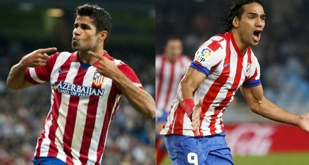 Player Comparison: Costa vs Falcao