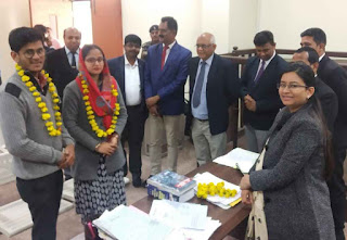 Chief Justice AK Mittal Inaugurates National Lok Adalat Madhya Pradesh News