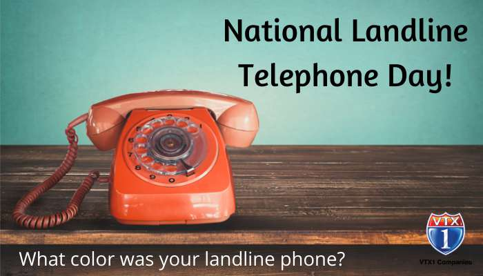 National Landline Telephone Day Wishes Awesome Picture