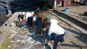 Cegah Warga Berkumpul, Penjualan Tuak Dilarang ke Samosir