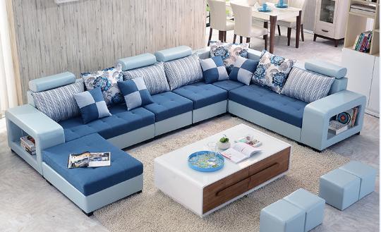 Cara Aman Memilih Sofa Ruang Tamu yang Pas untuk Ruang Tamu