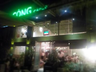 ハノイの音楽喫茶 Cong