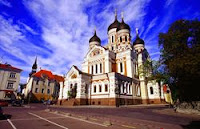 Cathédrale Alexander Nevsky, Tallinn