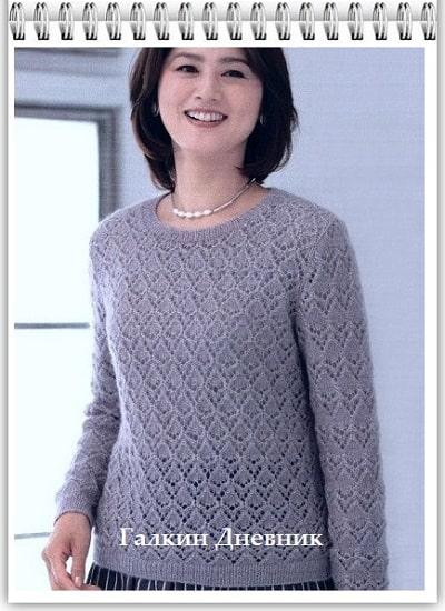 yaponski- ajurni- uzor-spicami | 針織 针织 | 뜨개질을하는 | trikote | adīšana
