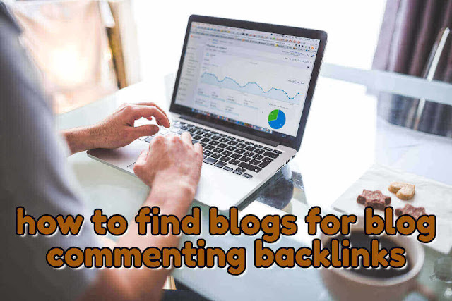 how to find blogs for blog commenting backlinks