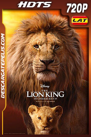 El rey león (2019) HDTS 720p Latino – Ingles