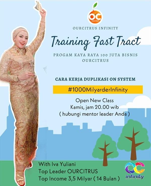 Training Fast Track