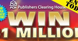 Pch Dream Car >> House of Sweepstakes: PCH Win $1 Million SuperPrize Giveaway