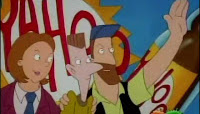 Oye Arnold - Stinky Se Hace Famoso (Temporada 3 Capítulo 3.1)