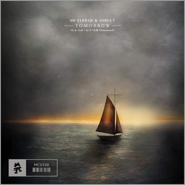 Mr FijiWiji & Direct - Tomorrow (feat. Matt Van & Holly Drummond) - Single Cover