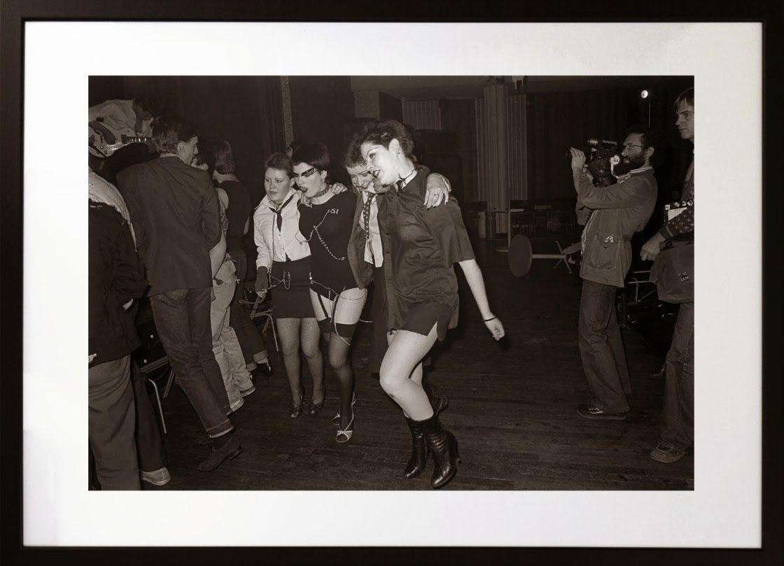 The Photography of Punk. Notre Dame Hall. Ray Stevenson