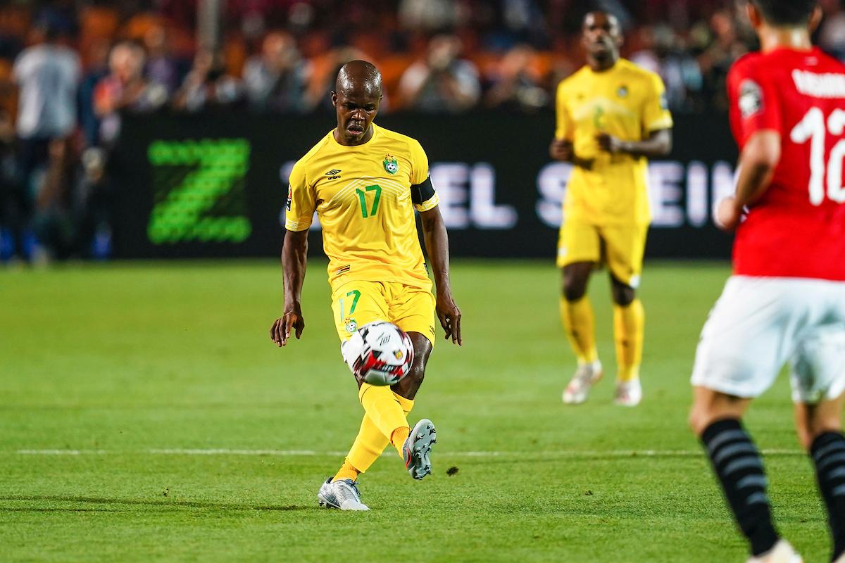 Experienced striker Knowledge Musona