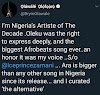 Brymo Verbally expressed He's The Artiste Of The Decade Ahead Of Wizkid, Davido, Olamide – Do You Agree?