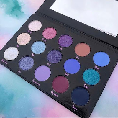 Amy Loves Makeup palette