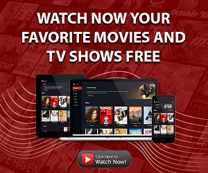 watch now your favorite movies and tv show for free