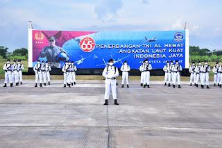 Puspenerbal Peringati HUT Ke-65 Penerbangan TNI Angkatan Laut Hebat