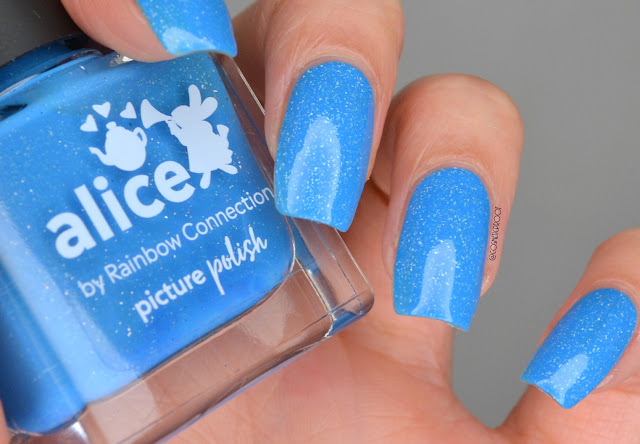 Picture Polish Alice Swatch