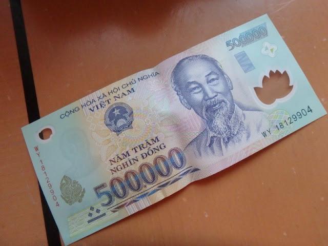 ベトナムお金