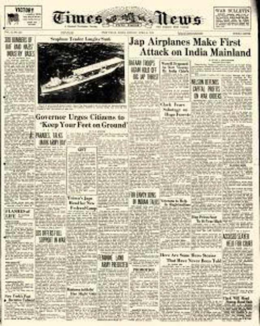 Twin Falls, Idaho, Times News, 6 April 1942 worldwartwo.filminspector.com