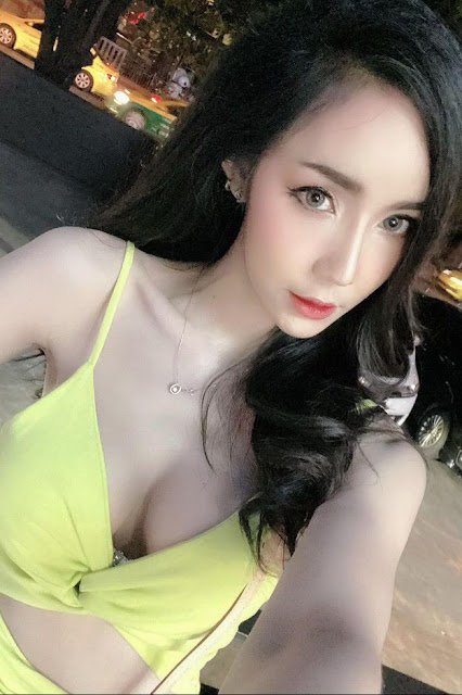 Hot and sexy big boobs photos of beautiful busty asian hottie chick Thai model Kitty Jariya photo highlights on Pinays Finest sexy nude photo collection site.