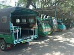 Pandemi Covid-19, Sopir Angkutan Umum di Martapura Keluhkan Pendapat Menurun